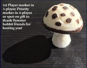 morels 1st player token
