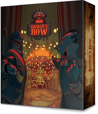 Barker's Row Game