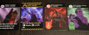 dresden files board game cards