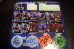 dresden files board game