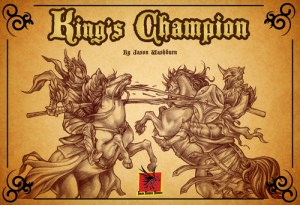 King's Champion box cover