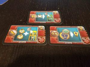 Aquasphere cards