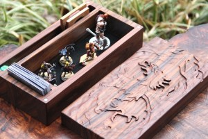 skirmish box by Dog Might Games