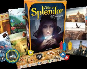 Cities of Splendor Asmodee