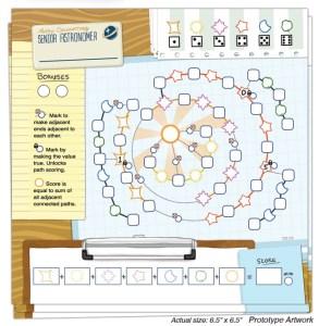 Spiel Press Roll and Write Gamebooks 1