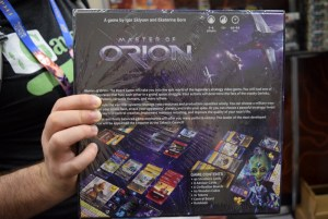 Cryptozoic Master of Orion