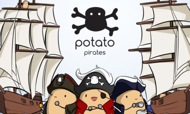 potato pirates kickstarter
