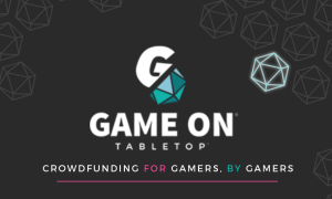 GAME ON TABLETOP logo