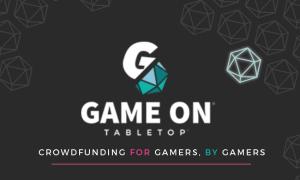GAME ON TABLETOP logo