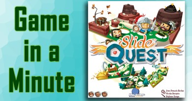 Game in a Minute: Slide Quest
