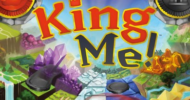 King Me! Review
