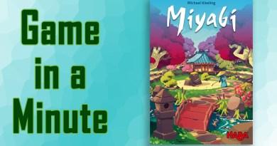 Game in a Minute: Miyabi