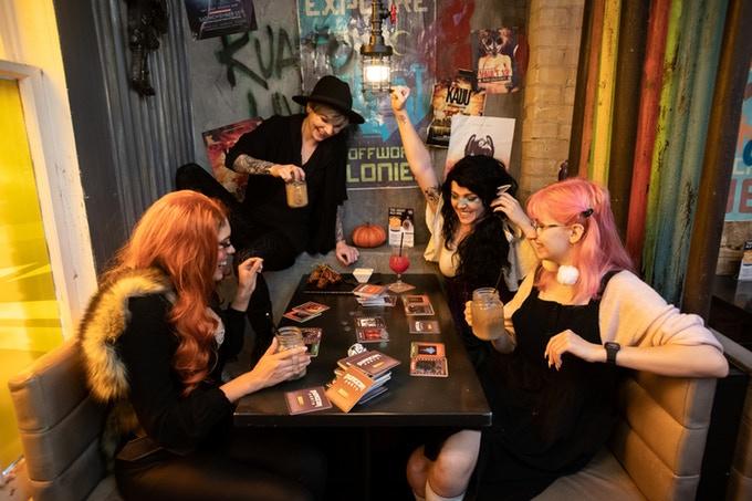 Dungeon Party on Kickstarter