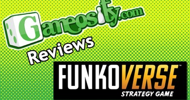 Funkoverse Strategy Game Review