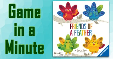 Game in a Minute: Friends of a Feather
