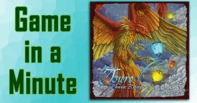 Game in a Minute: Tsuro: Phoenix Rising
