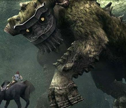 La película de Shadow of the Colossus