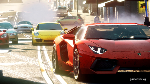 Need For Speed Most Wanted DLC