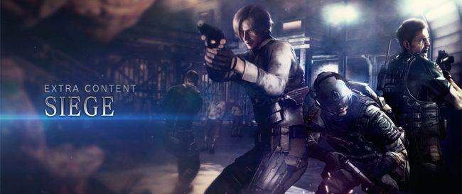 Resident Evil 6 Siege