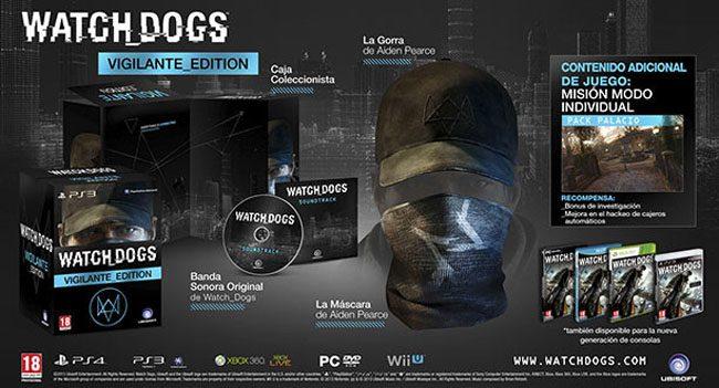 Vigilante Watch Dogs