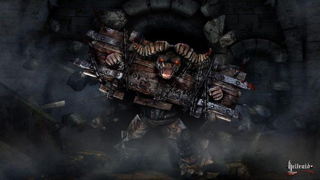 hellraid-minotaurart