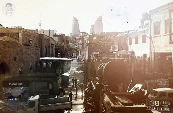 Battlefield 4 face