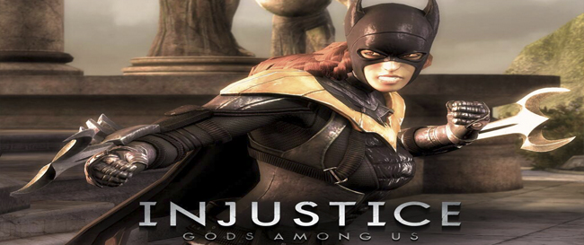 Injustice Gods Among Us Batgirl