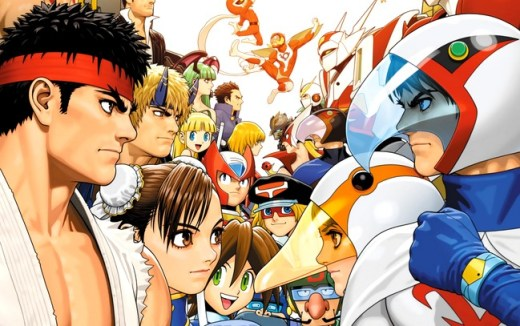 Tatsunoko vs Capcom Ultimate All-Stars  (1)