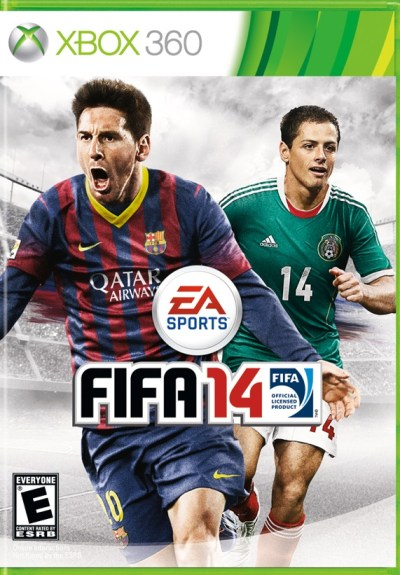 Portada FIFA 14