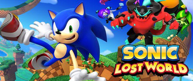 SonicLostWorld