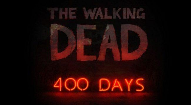 The Walking Dead 400 Days (3)