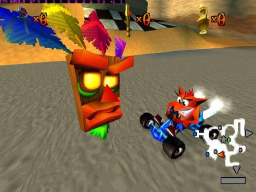 Crash Team Racing (3)