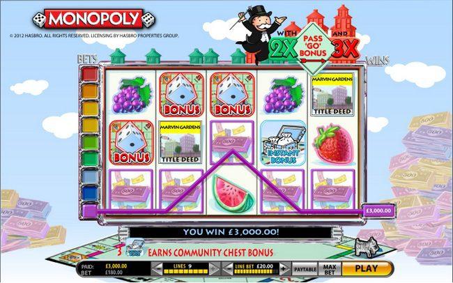 Monopoly (3)