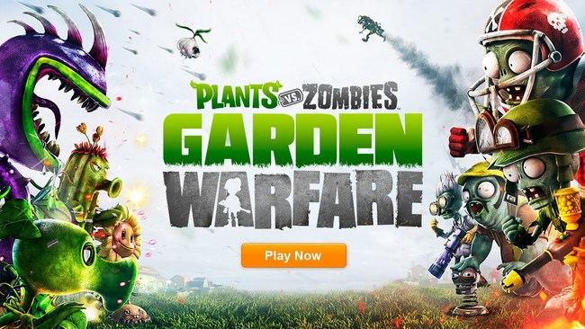 Plantas vs Zombies Garden Warfare (2)