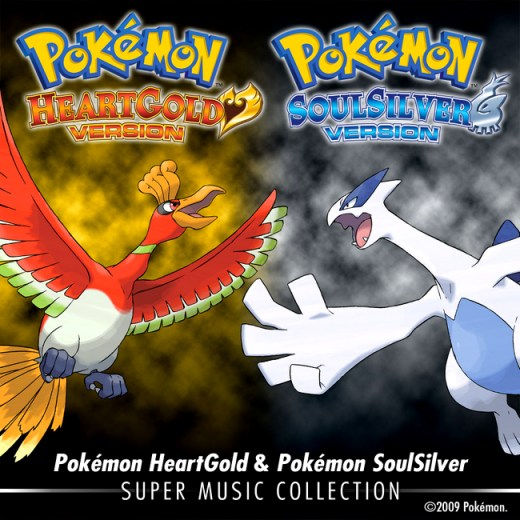 Pokémon OST (1)