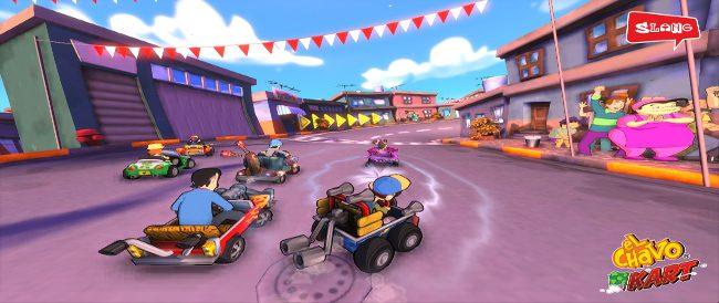 El Chavo Kart es un juego que 10 años atrás hubiera sido un éxito en la industria, pero hoy día no tiene lugar contra Mario Kart 8.