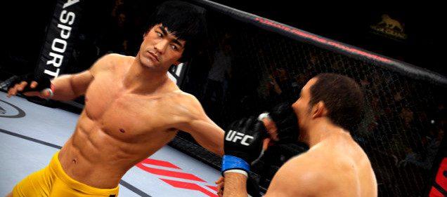 UFC Bruce Lee (2)