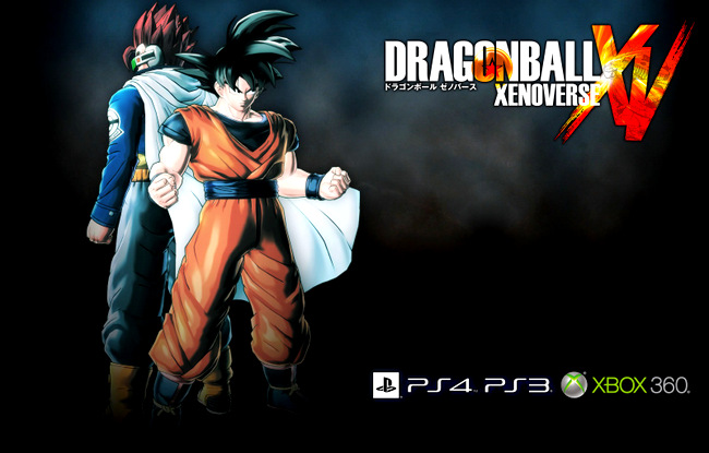 Dragon Ball Xenoverse (2)