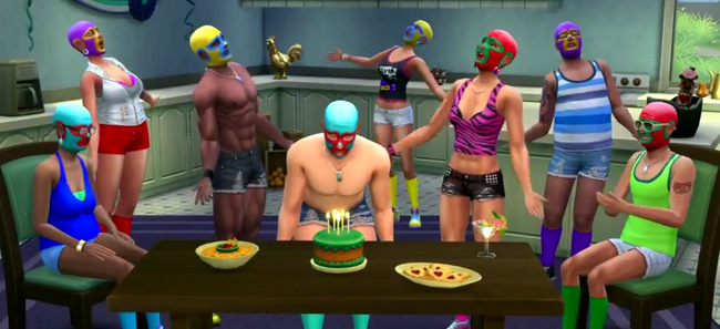 The Sims 4 (4)