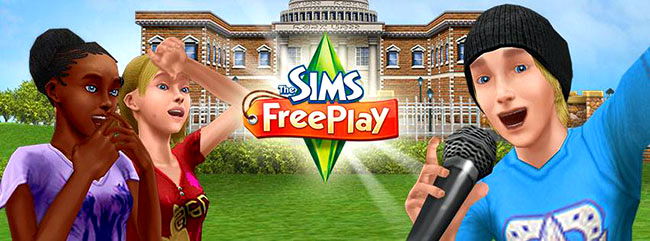 The Sims Free To Play