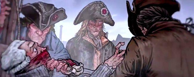 Assassins Creed Unity Rob Zombie