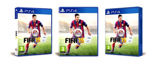 Portada FIFA 15