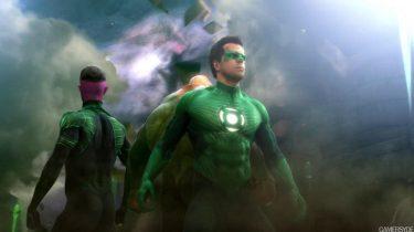 Green Lantern cooperativo