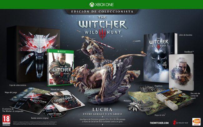The Witcher 3 Edicion de coleccion  (2)