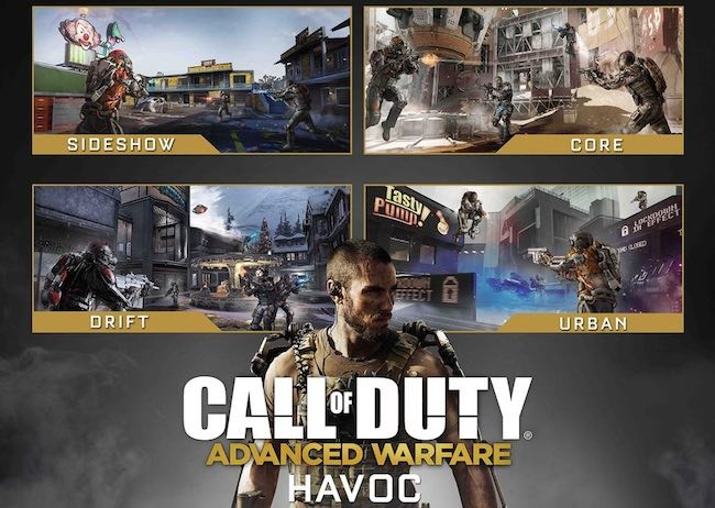 call of duty advancd warfare