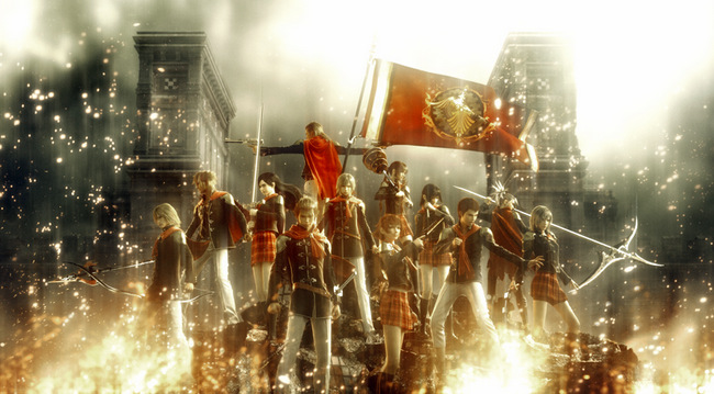 Final Fantasy Type 0 (3)