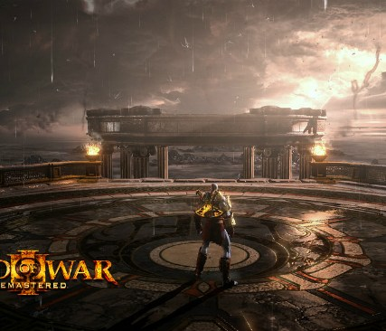 Habrá remasterización de God of War 3