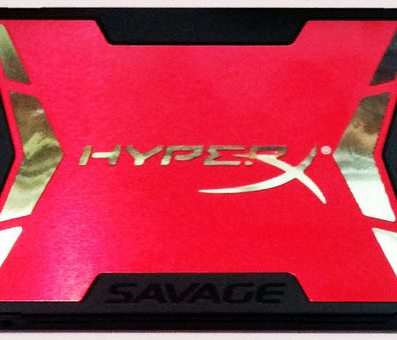 Reseña + Tutorial de instalación SSD Hyper X Savage de Kingston