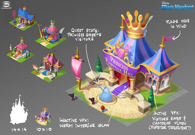 Disney Magic Kingdoms (2)