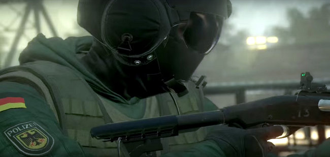 Tom Clancy´s Rainbow Six Siege (1)
